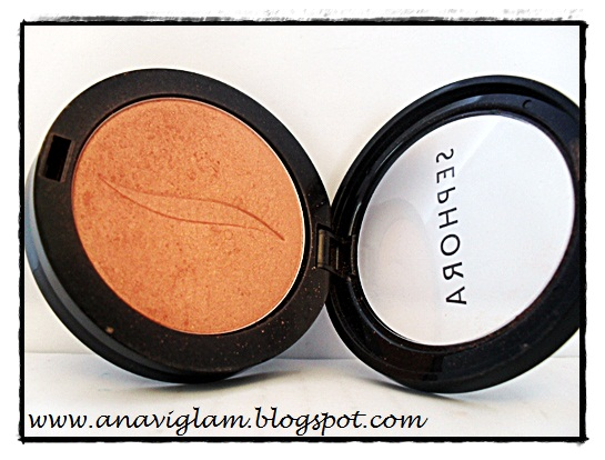 "Sephora ""apricot sheen"" 02 rumenilo 