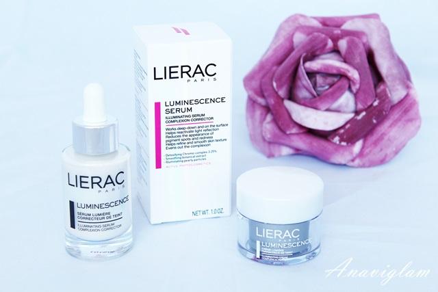 Lierac Luminescence Serum and Cream