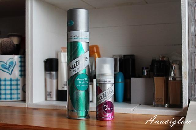 Batiste Strenght & Shine Dry Shampoo