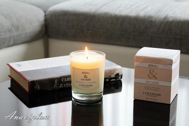 L'Occitane Neroli&Orchid Candle