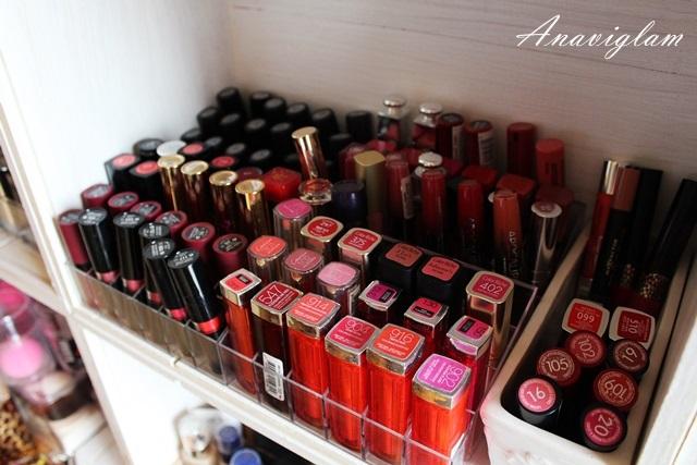 Lipstick Storage