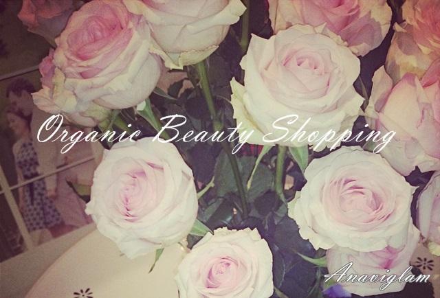 Organic Beauty Shopping
