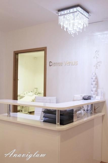 Derma Venus recepcija