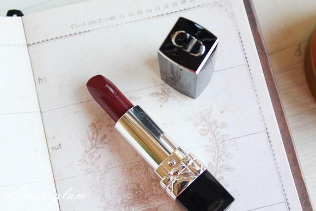 Dior lipstick fall 977