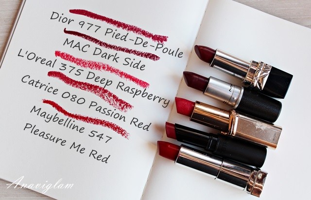 Lipstick for fall