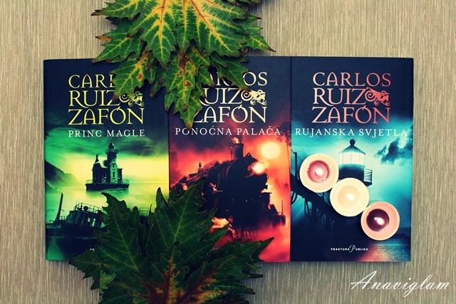 Carlos Ruiz Zafon Interliber