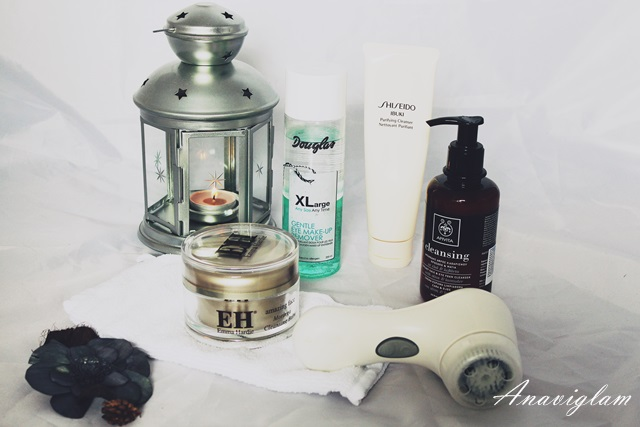 Douglas Emma Hardie Shiseido Apivita Clarisonic