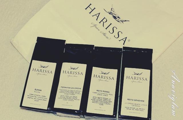 Harissa spices