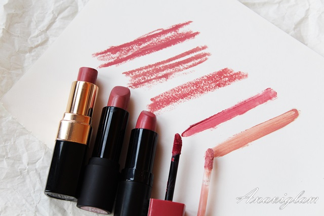 Old School Nude Lipstick