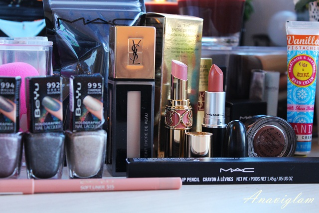 Beauty New IN Yves Saint Laurent mac