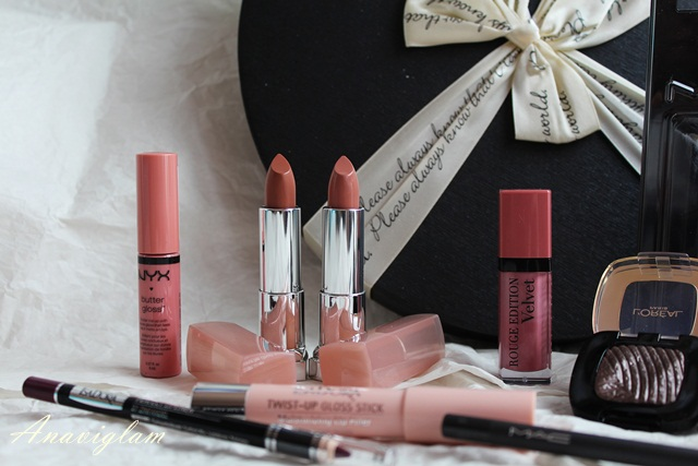 Beauty haul Bourjois IsaDora