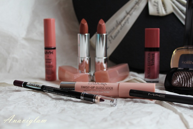 Beauty haul IsaDora