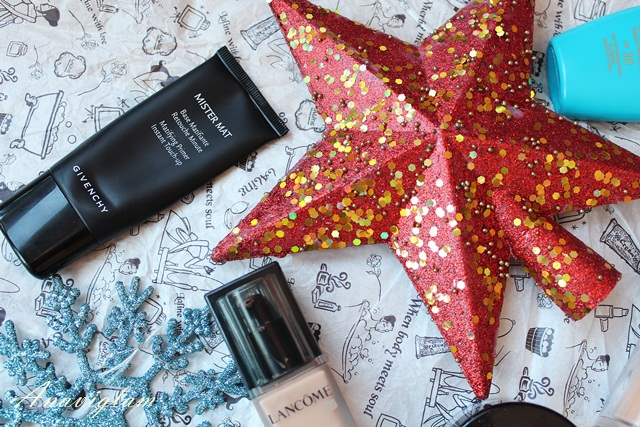 Givenchy Mister Mat best primer for 2014