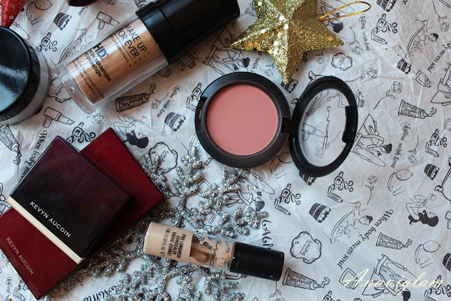 MAC best conceler and blush for 2014