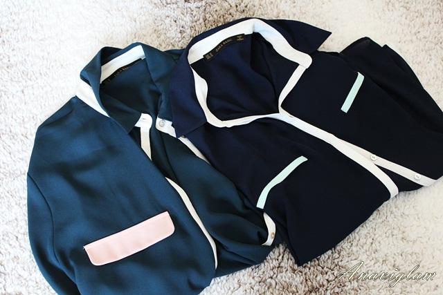 Zara košulja svila2