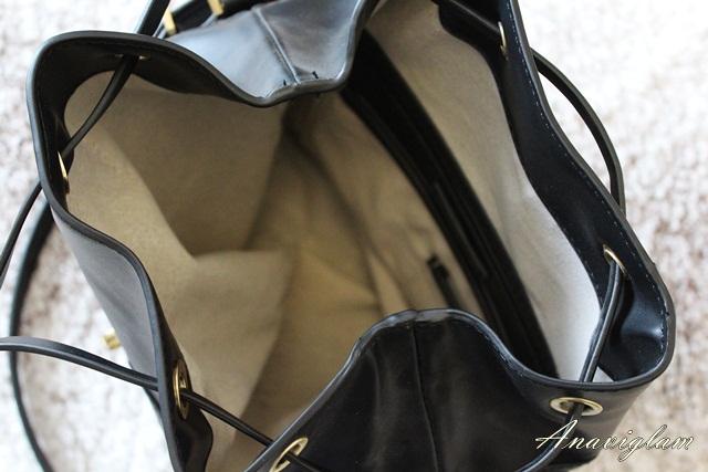 Zara torba iznutra