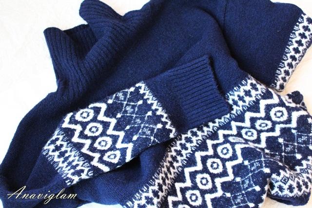 Zara vesta vuna