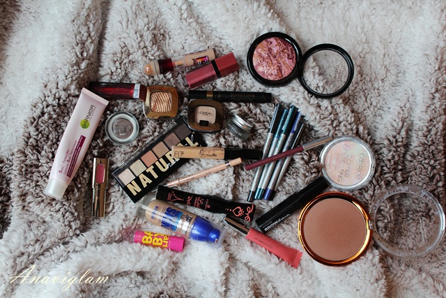 best drugostore make up products in 2014