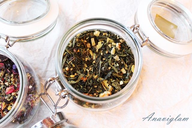 10 Kuća zelenog čaja Walnut