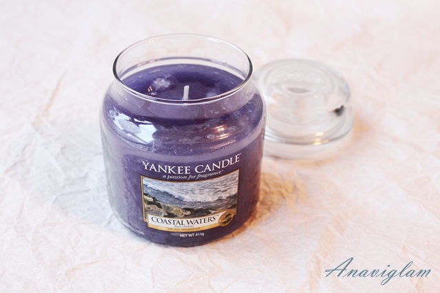 13 Yankee Candle Coastal Waters