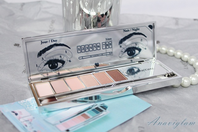 8 Lancome My French Pallete look