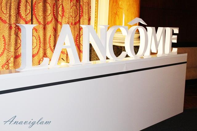 34 Lancome event