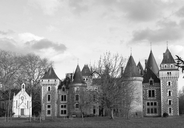 6 Château Lancosme