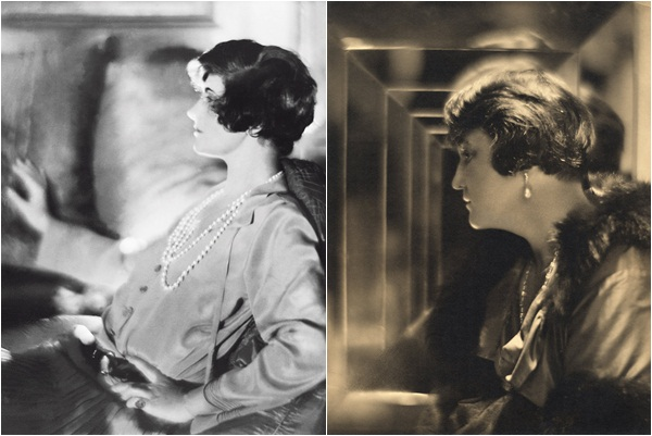 Coco Chanel and Misia