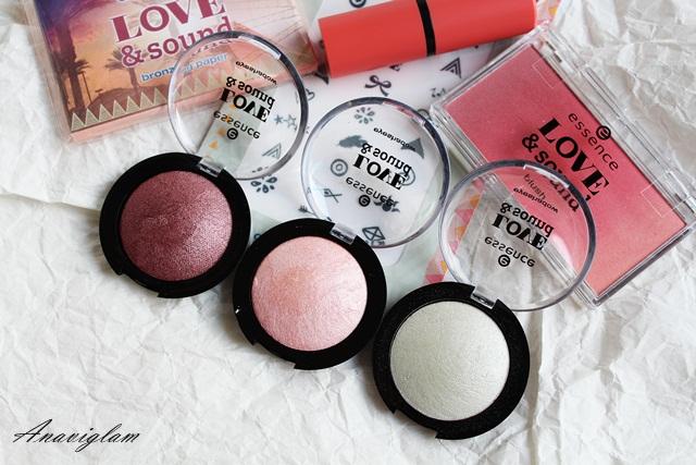 Essence Love&Sound eyeshadow 2