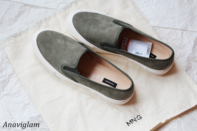 Mango FAUX LEATHER 1
