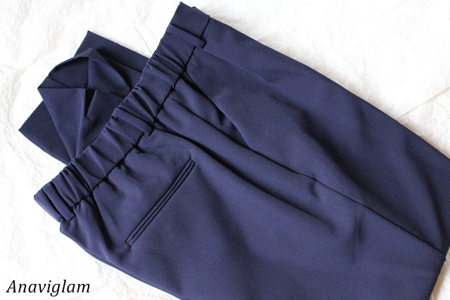 Zara Basic trousers 1