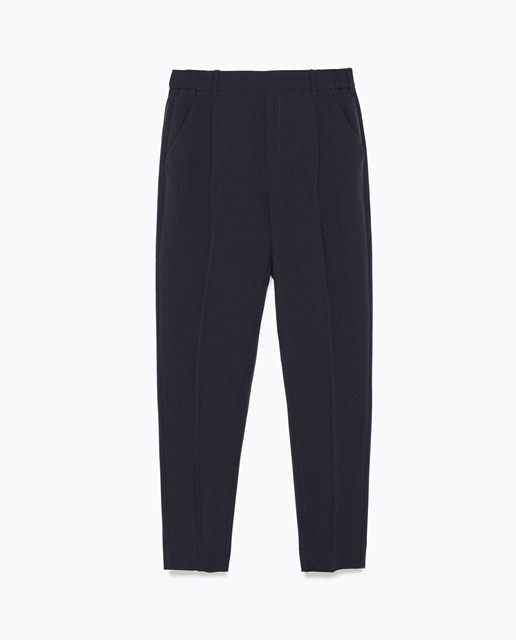 Zara Basic trousers