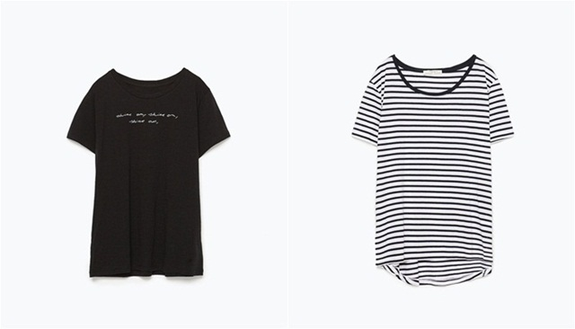 majice Zara t shirt