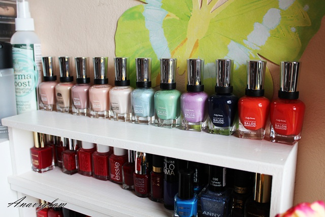 12 sally hansen