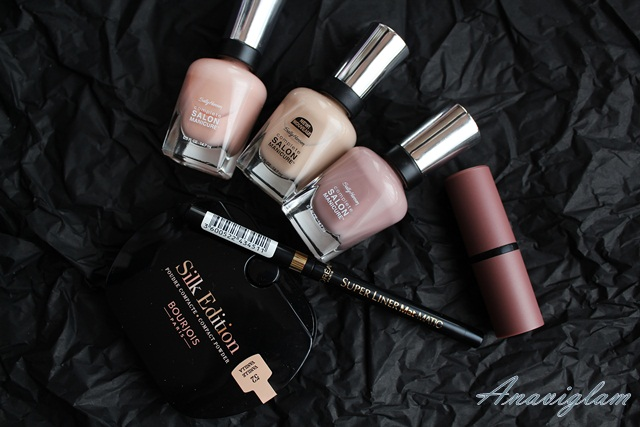 25 Bourjois Essence Sally Hansen L'Oreal Paris