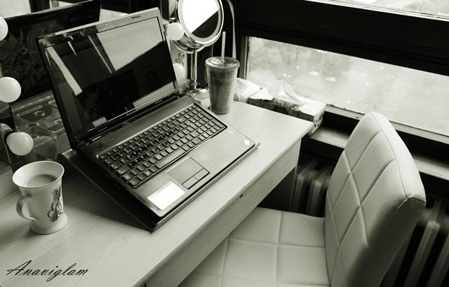5 moj radni stol