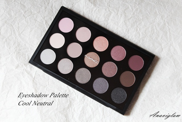 17 mac cool eyeshadow palette