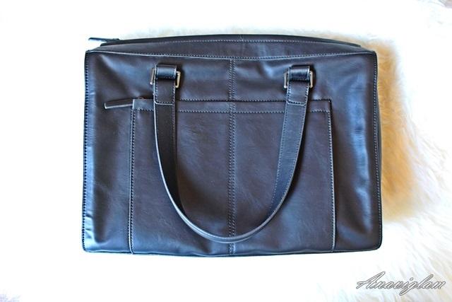 41 Zara man's bag