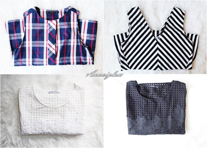 49 Zara košulje bluze