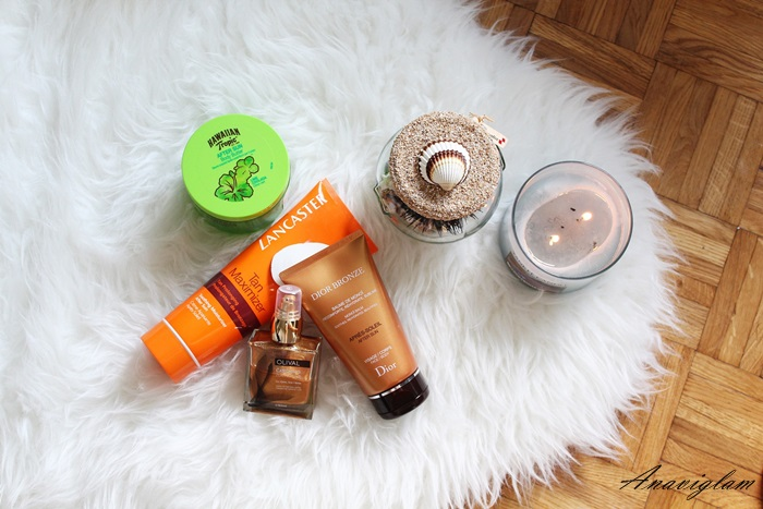 after sun products