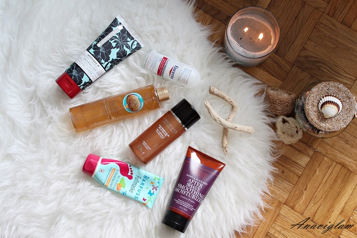 summer favourite products