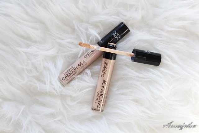3 Catrice Liquid Camouflage High Coverage Concealer