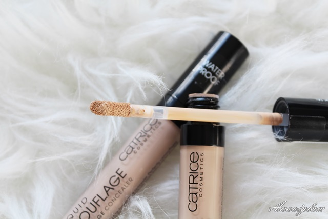 4 Catrice Liquid Camouflage High Coverage Concealer