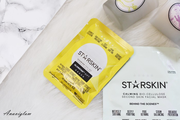 Starskin Foaming Peeling Perfection Puff