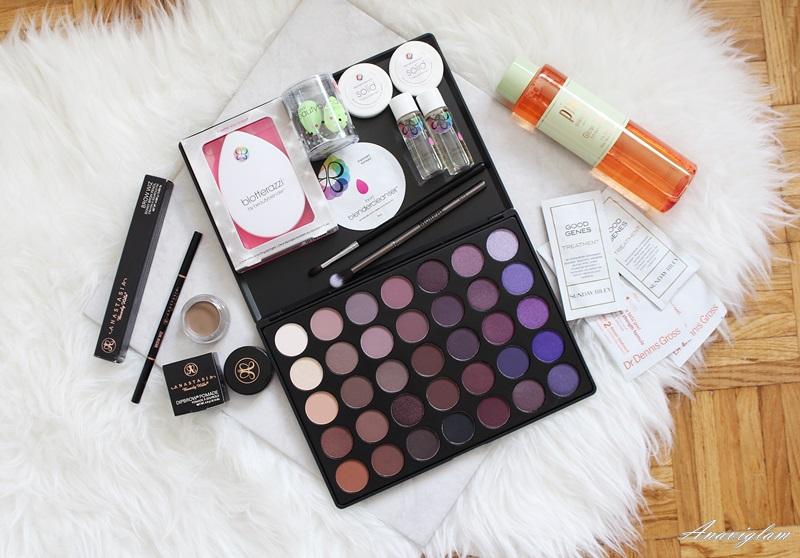 4 Cult Beauty Pixi Morphe Anastasia Beverly Hills