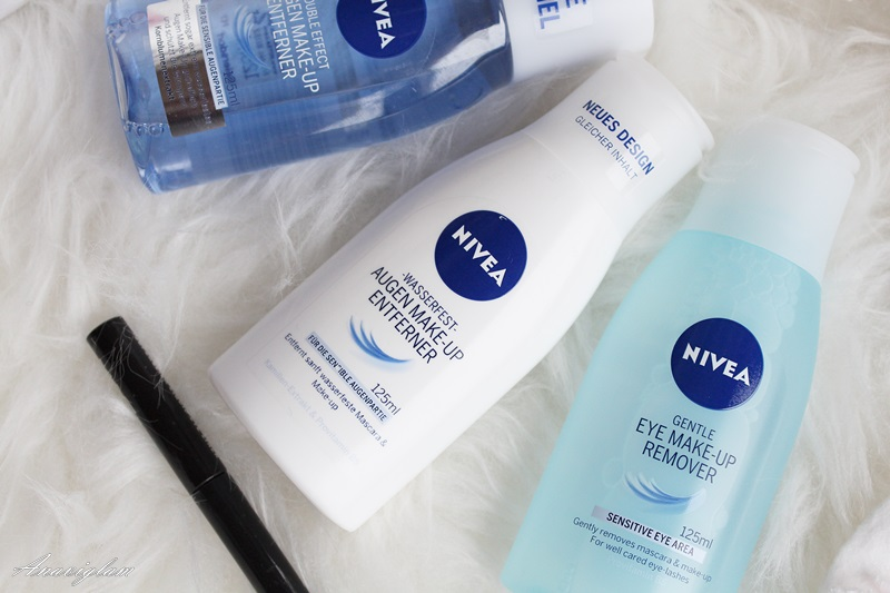 Nivea makeup remover