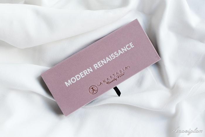 1 Anastasia Beverly Hills Modern Renaissance palette