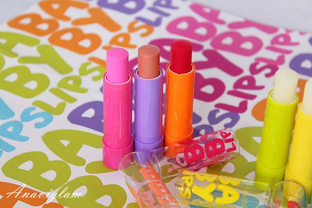 Maybeline New York baby Lips