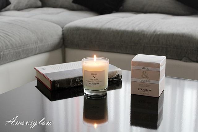 L'Occitane Neroli&Orchide Scented Candle