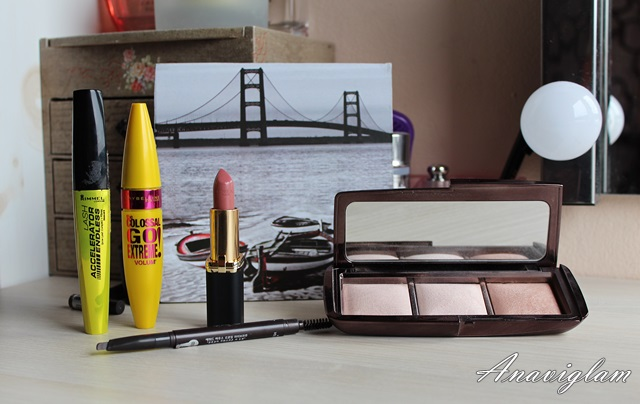 Maybelline Rimmel L'Oreal Hourglass Etude House